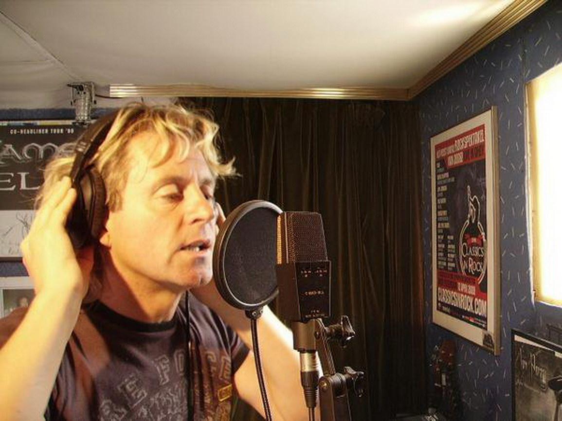 """Generation X"" recordings - Ian Parry"